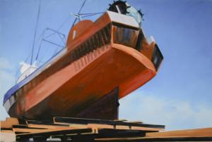 Trawler horizontal